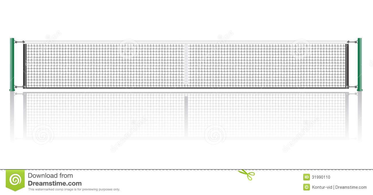Tennis Net Clipart - Clipart Suggest Tennis Net Vector