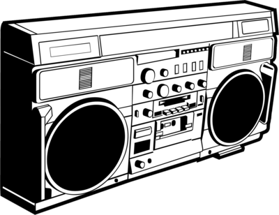 26 Boombox Drawing   Free Cliparts That You Can Download To You