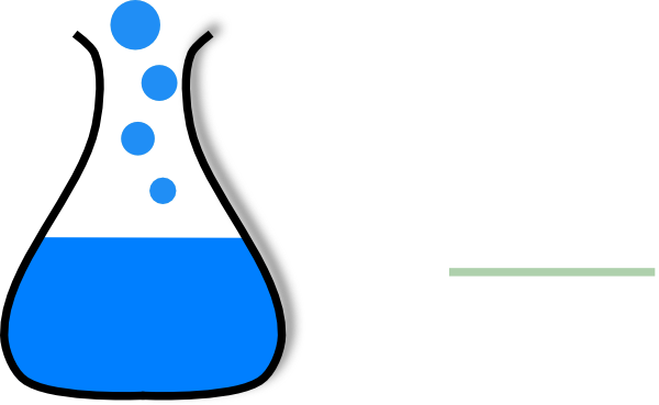 clipart test tubes and beakers - photo #38