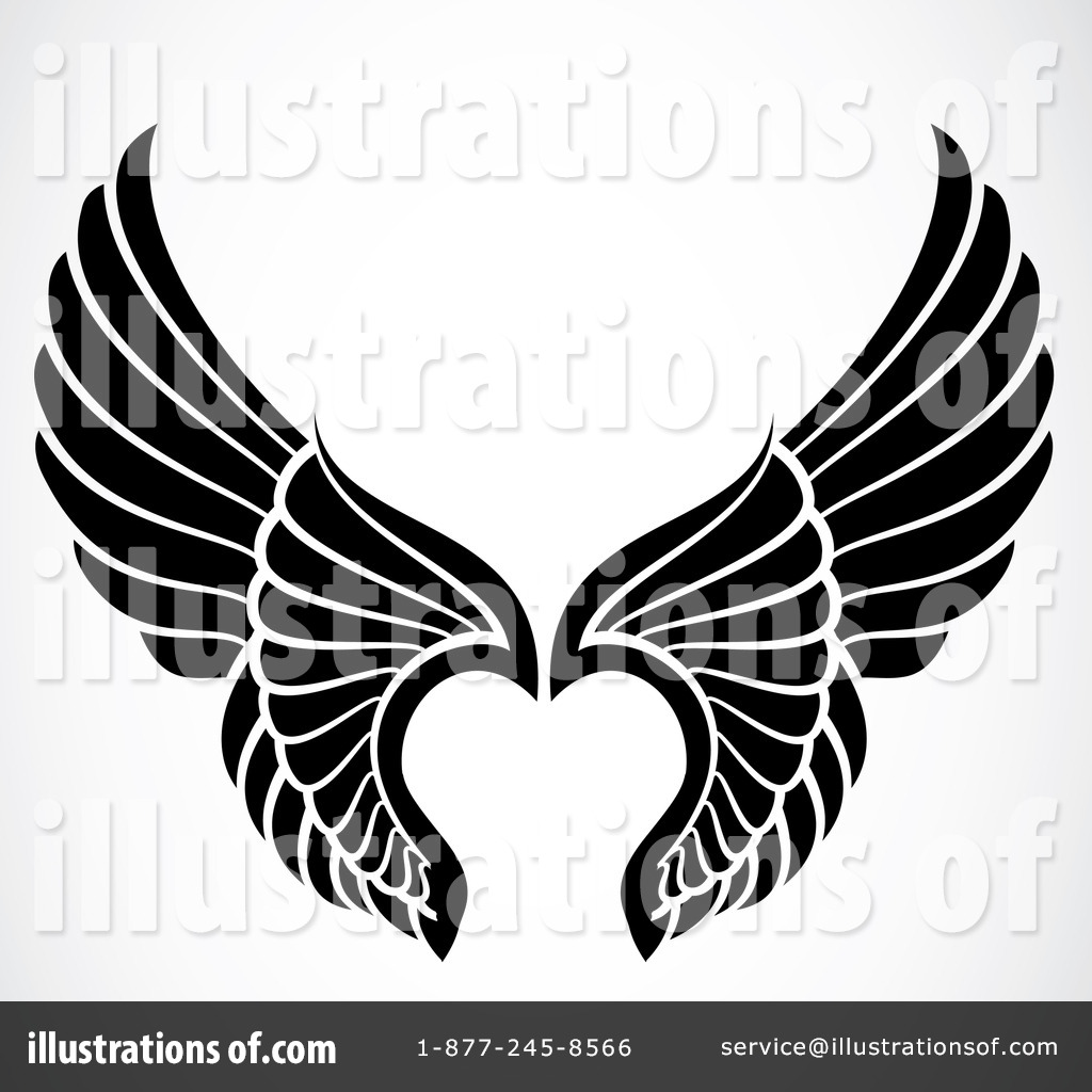 Eagle Wings Clipart Wings Clipart Illustration