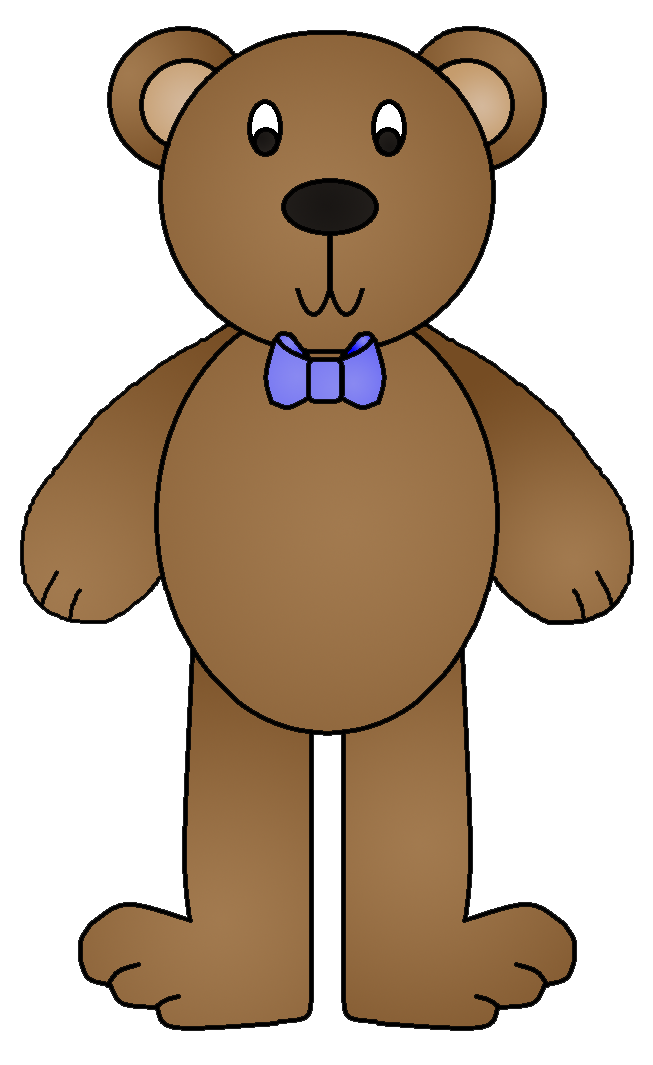 Three Bears Clipart - Clipart Kid