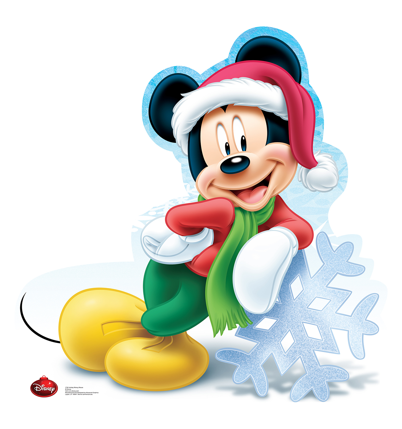 Mickey Mouse Snow Clipart - Clipart Suggest