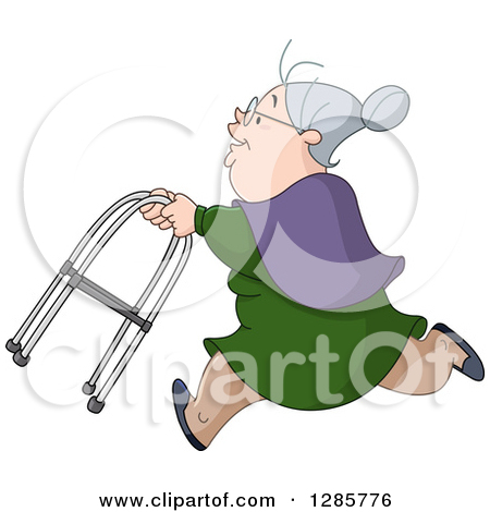 Royalty free rf old lady clipart illustrations vector graphics 1