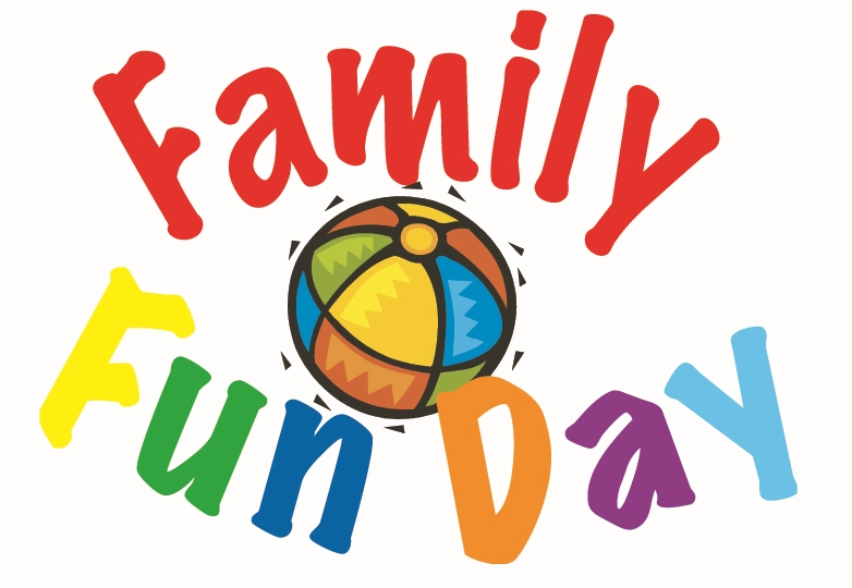 Fun Family Day Clipart - Clipart Kid