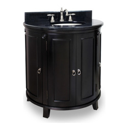 Bathroom Vanities   Consoles   This 33 1 4 Wide Solid Wood Vanity S