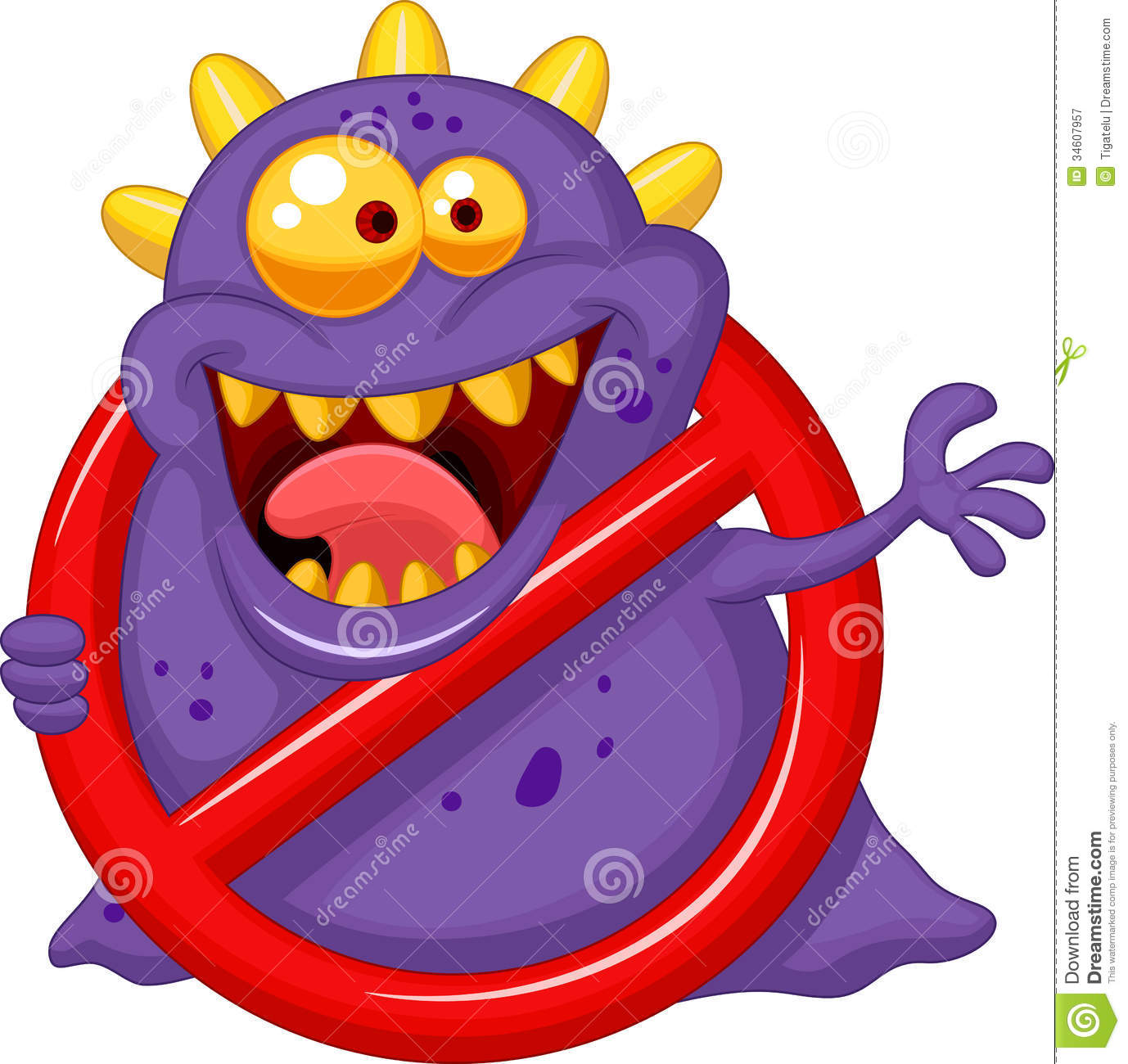Germ Buster Clipart - Clipart Kid