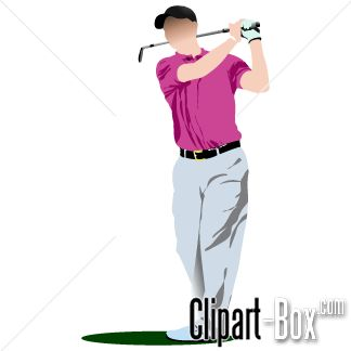 Clipart Golf Player   Cliparts   Pinterest