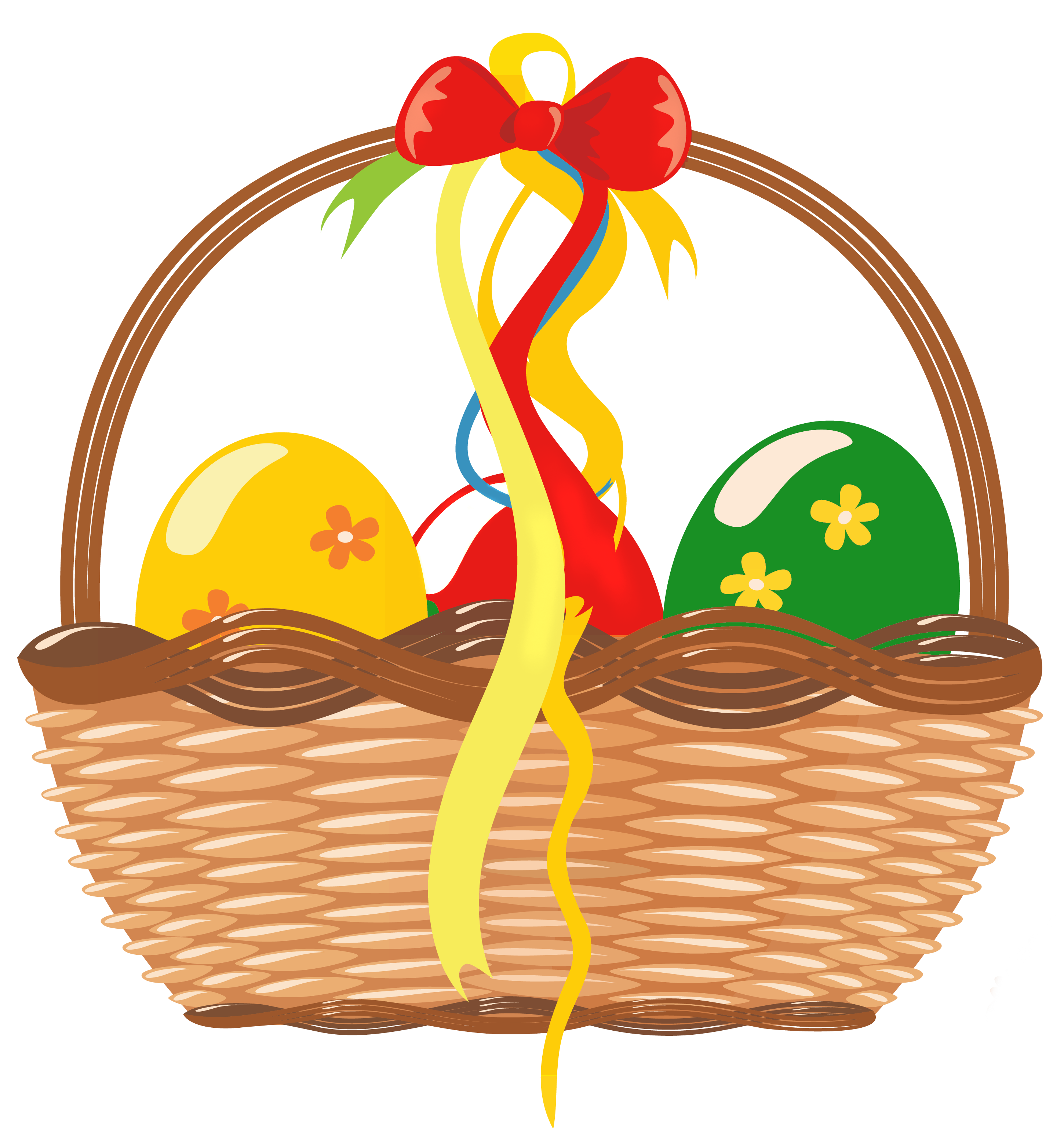 Clip Art for Auction Gift Baskets – Clipart Free Download