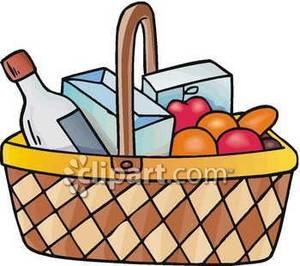 Clip Art Gift Basket Clip Art gift basket clipart kid panda free images