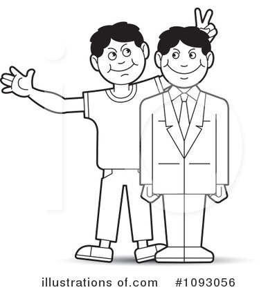 Guy Friends Clipart