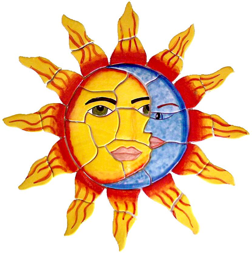 Mexican Sun Clipart - Clipart Kid
