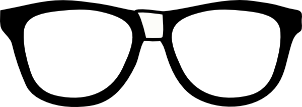 Nerd Glasses Sketch   Clipart Panda   Free Clipart Images