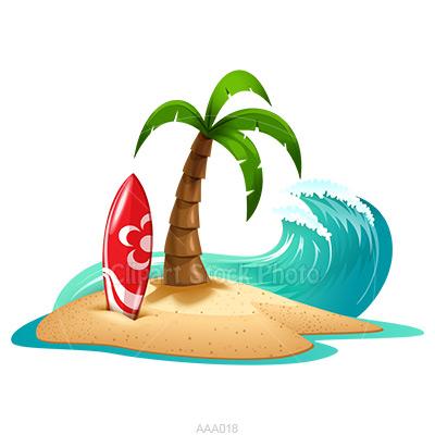 beach christmas clipart clipart suggest