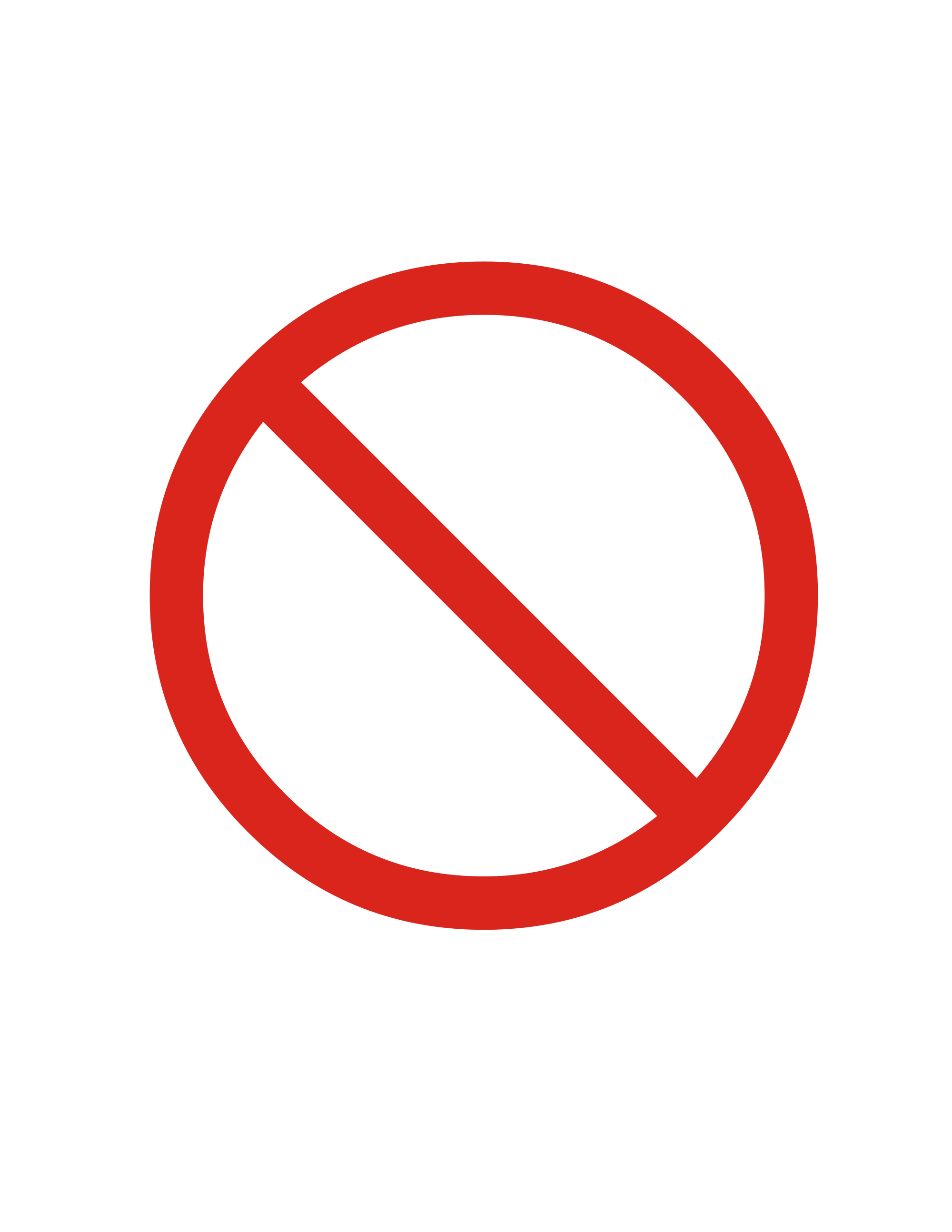 Not Allowed Sign Clipart - Clipart Suggest