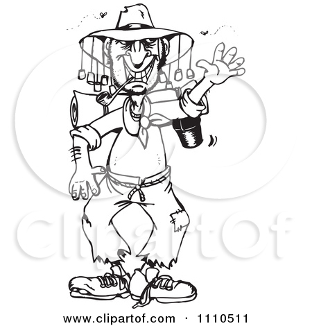 Stinky People Clip Art Clipart Black And White Stinky