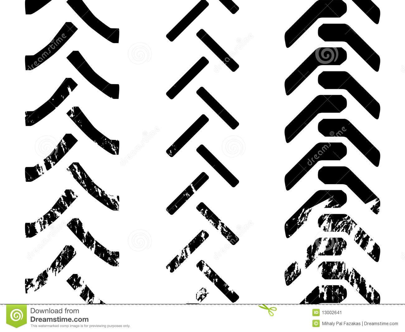 Muddy Tractor Clip Art : Tire border clipart suggest