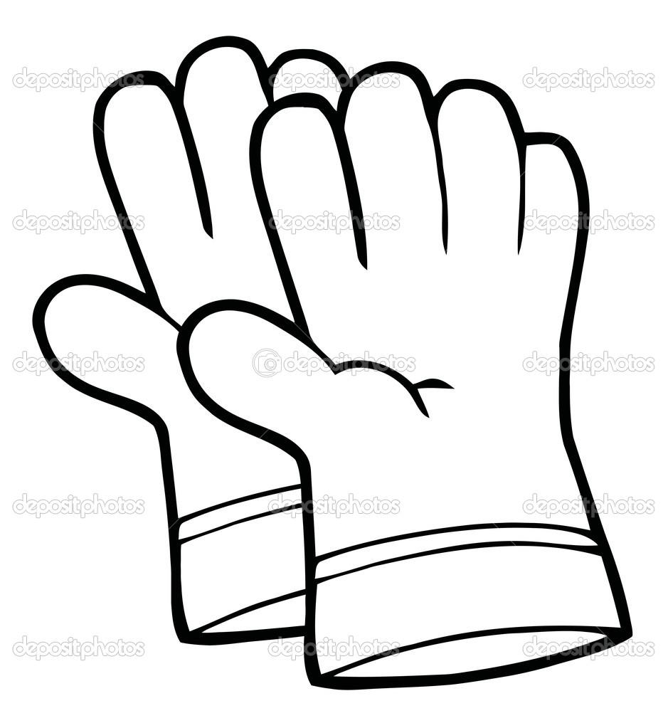 Hand Safety Gloves Clip Art WFc7kB Clipart on School Jumper Clipart