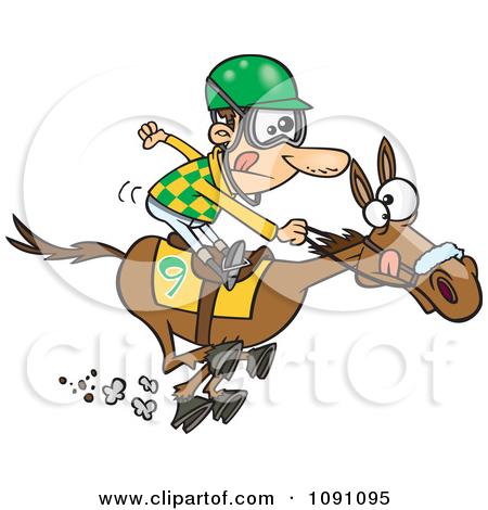 Similiar Horse Racing Jockey Clip Art Keywords