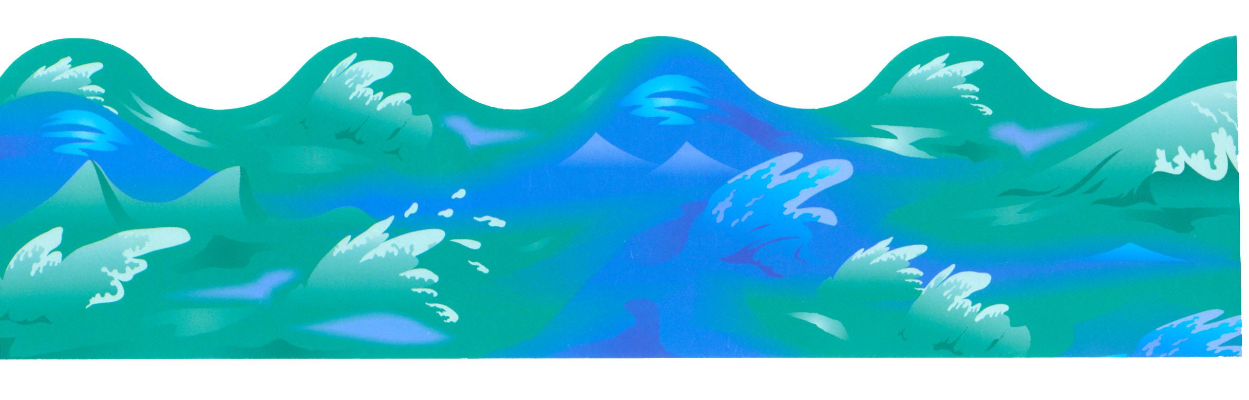 Ocean Wave Clip Art   Cliparts Co