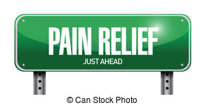 Pain Relief Illustrations And Clipart