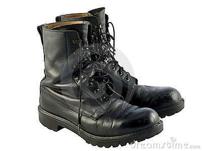 Army Combat Boots - Cr Boot