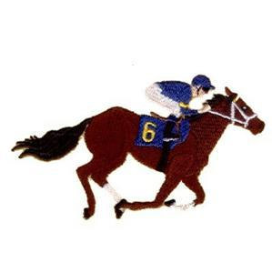 Premium Horse Racing Pictures Cliparts