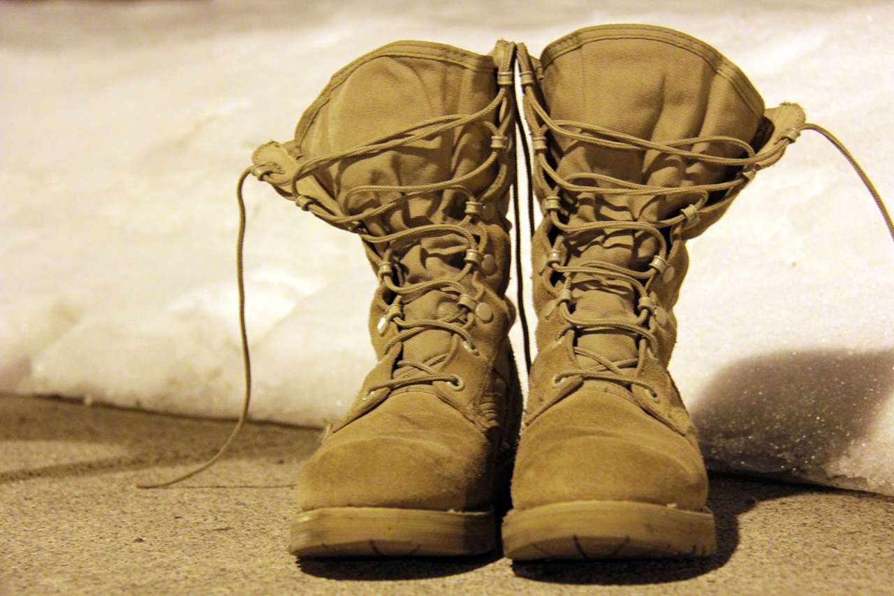 clipart of military boots - photo #23