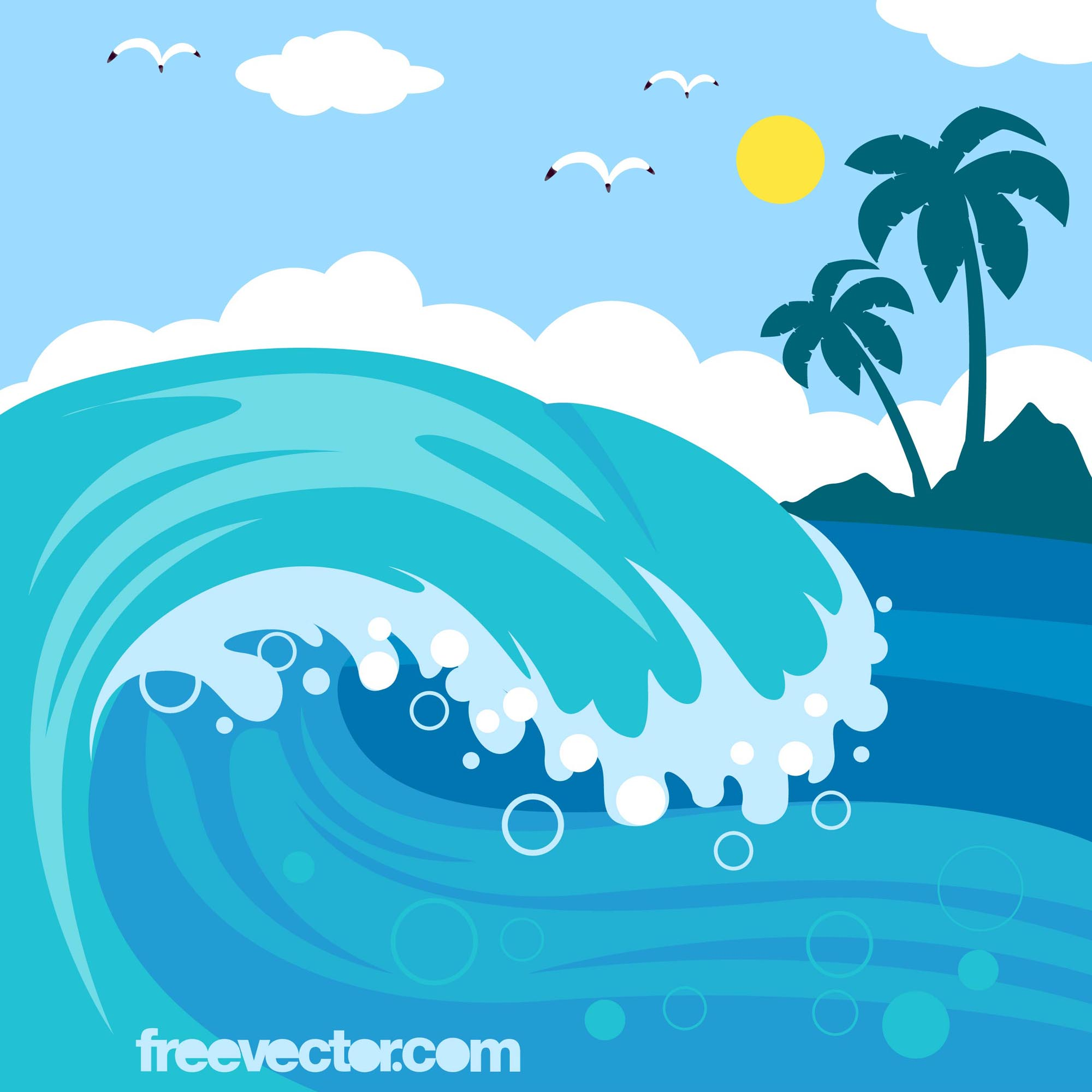 Clip Art Ocean Clip Art ocean beach clipart kid wave