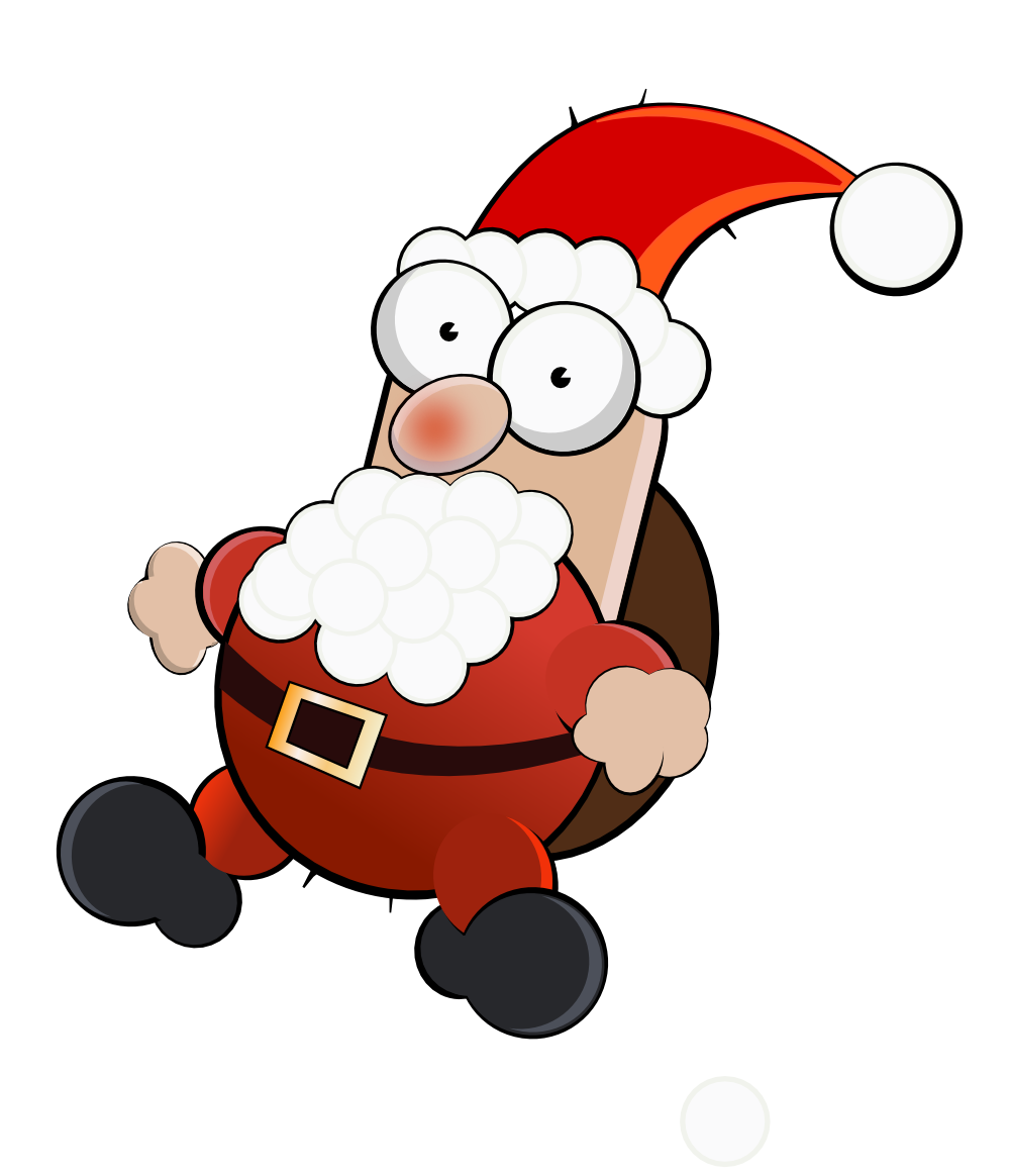 Clipartist Net   Clip Art   Santa Crazy Xmas Man Christmas Youtube