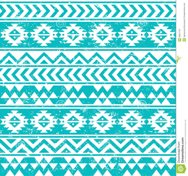 Aztec Print Clipart - Clipart Kid
