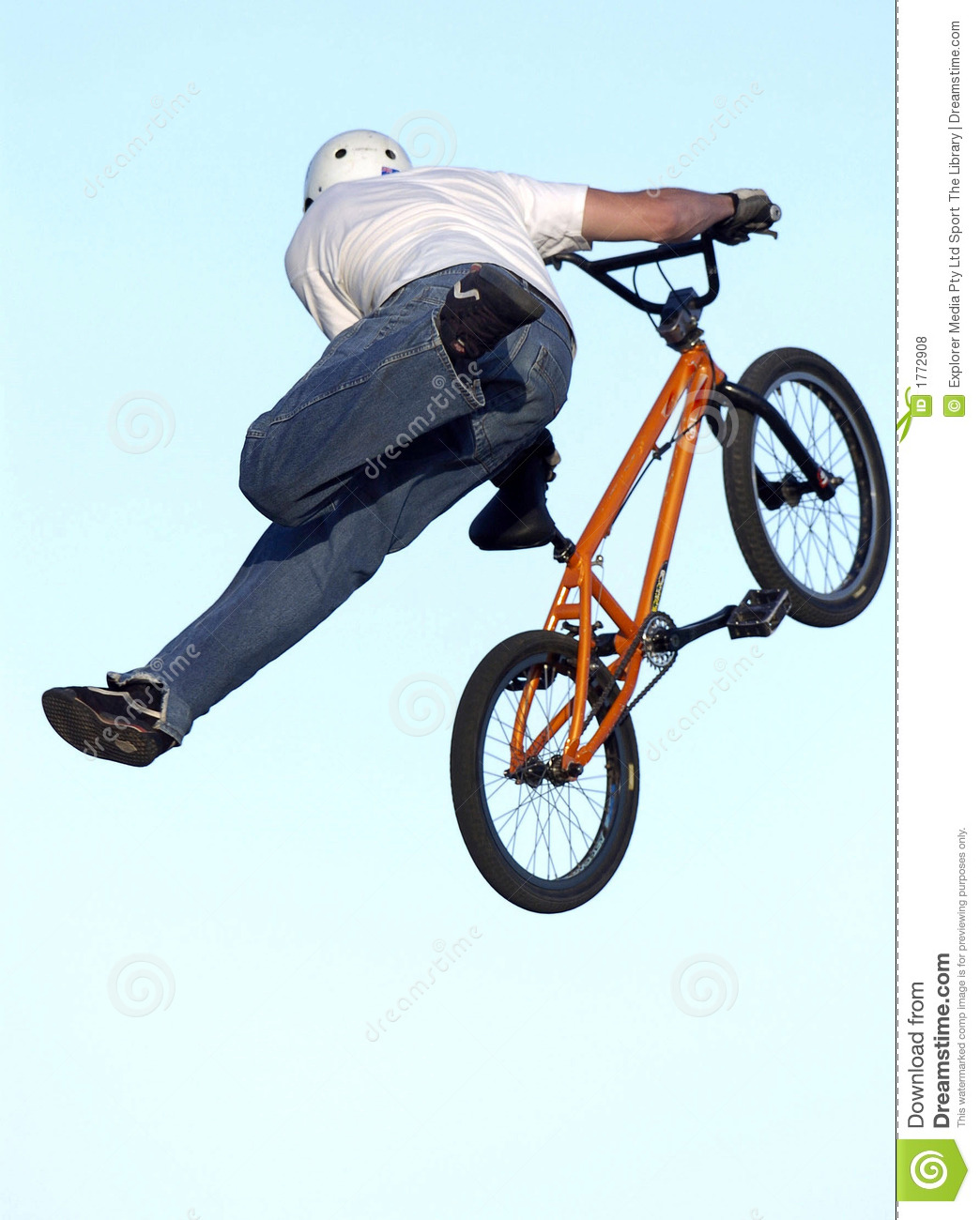Bmx Art 007 Royalty Free Stock Photos   Image  1772908