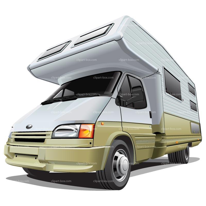Camper Clipart Camper Van Clip Art