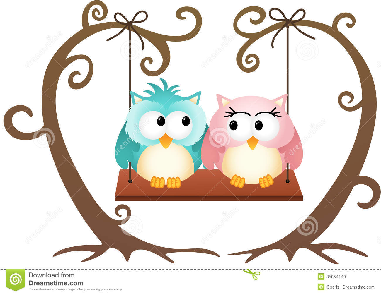 Cute Owl Family Clipart - Clipart Suggest