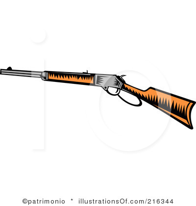 Hunting Rifle Clipart   Clipart Panda Free Clipart Images