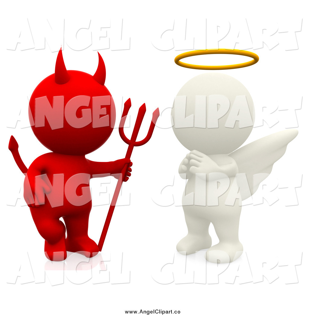 July 11th 2014 3d Devil And Angel July 7th 2014 Happy Angel Kids