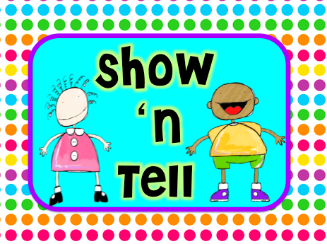 Image result for show n tell