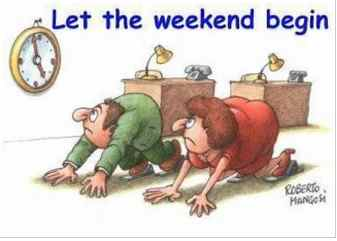 Tgif Thank God It Is Friday Funny Picture Of The Day Weekend Quotes