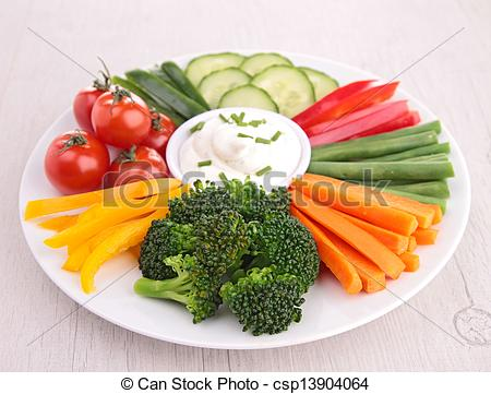 Veggie Dip Clip Art Vegetable Stick And Dip