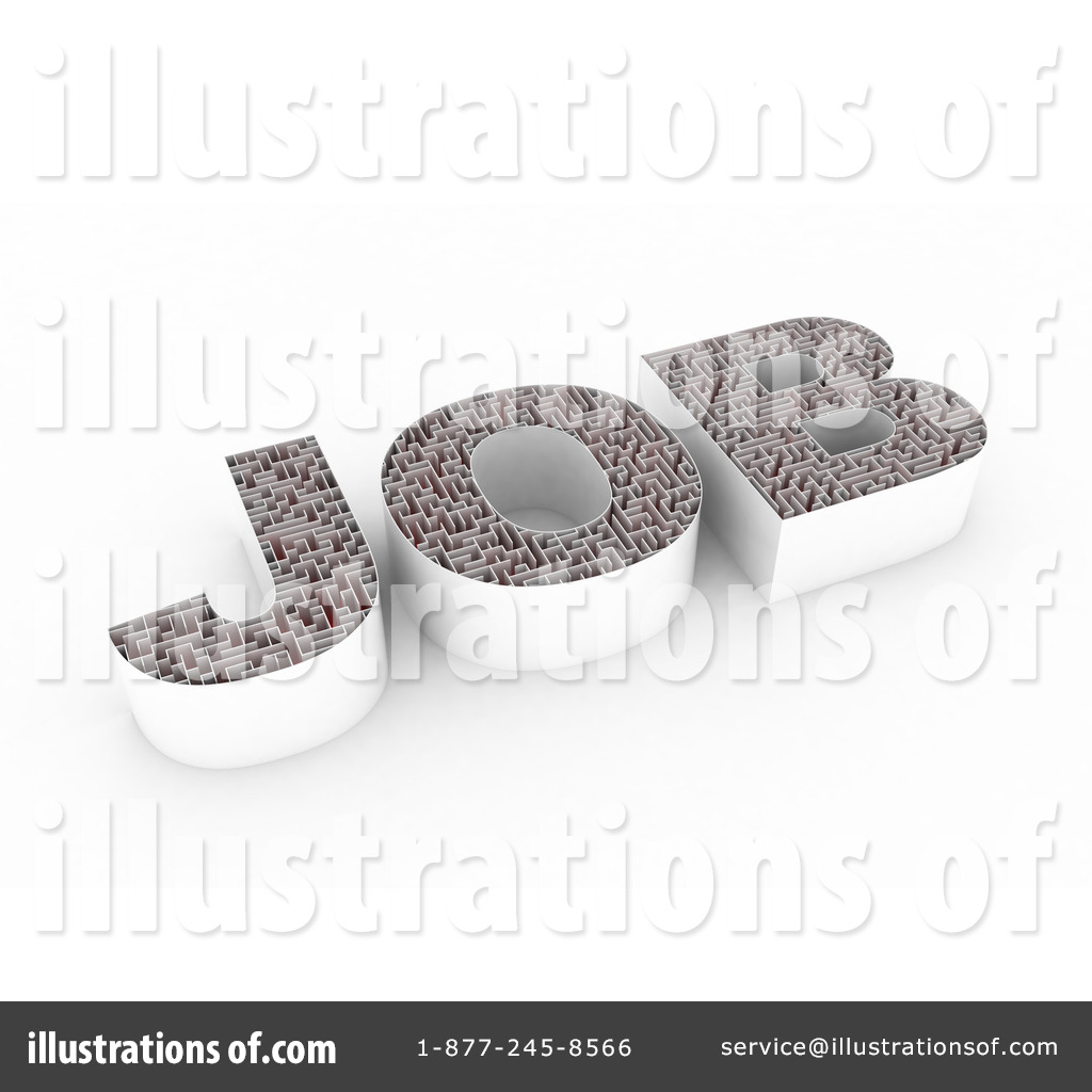 Job Hunting Clipart  1053210 By Stockillustrations   Royalty Free  Rf