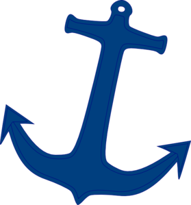 Navy Anchor Clipart - Clipart Suggest