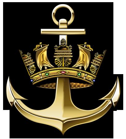 Merchant Marine Embroidery Design