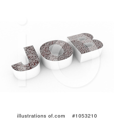 Royalty Free  Rf  Job Hunting Clipart Illustration By