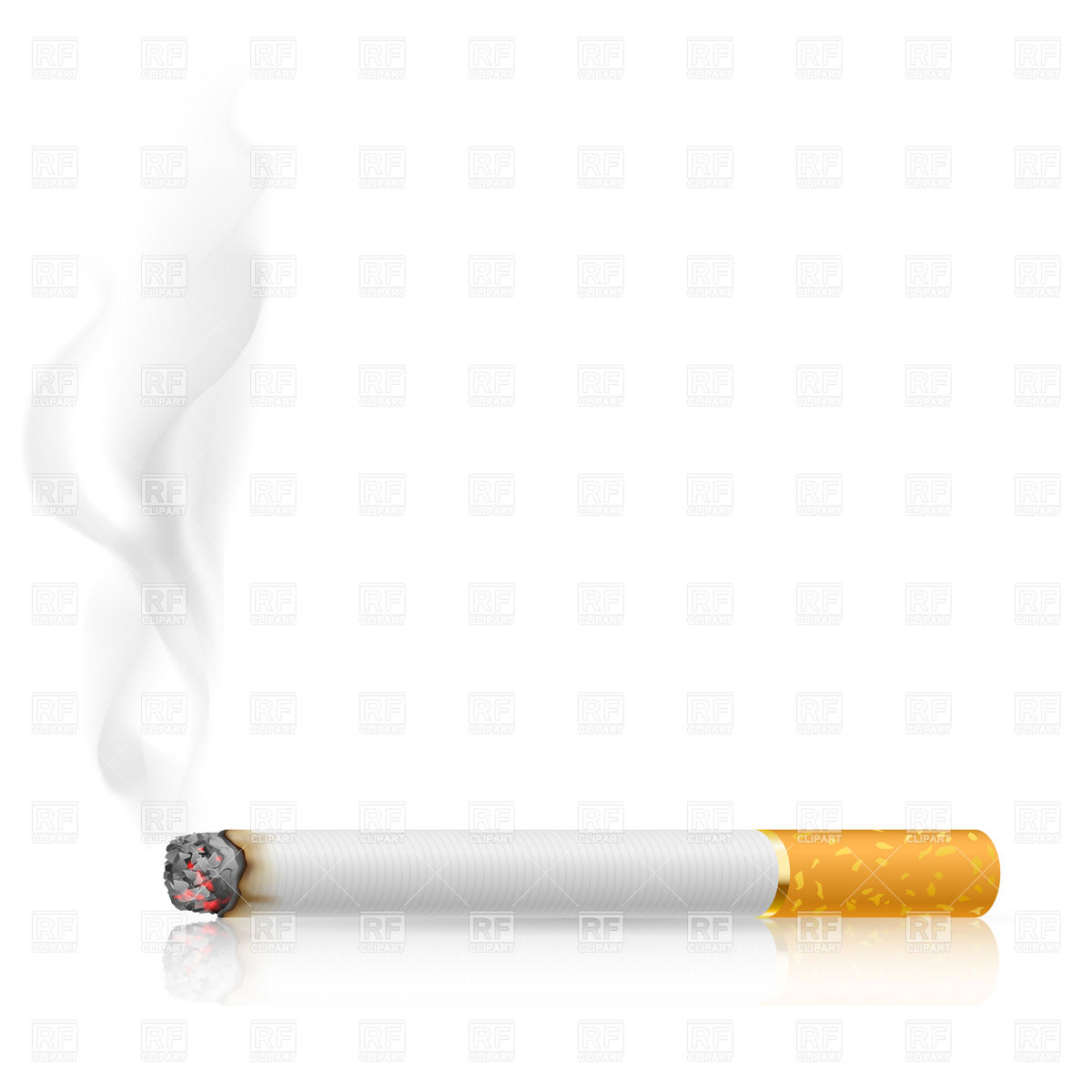 Smoking And Burning Cigarette 7372 Healthcare Medical Download