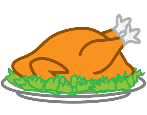 Clip Art Thanksgiving Food Clipart thanksgiving food clipart kid turkey cartoon this baked for