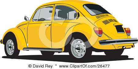 Bug Car Clipart - Clipart Kid