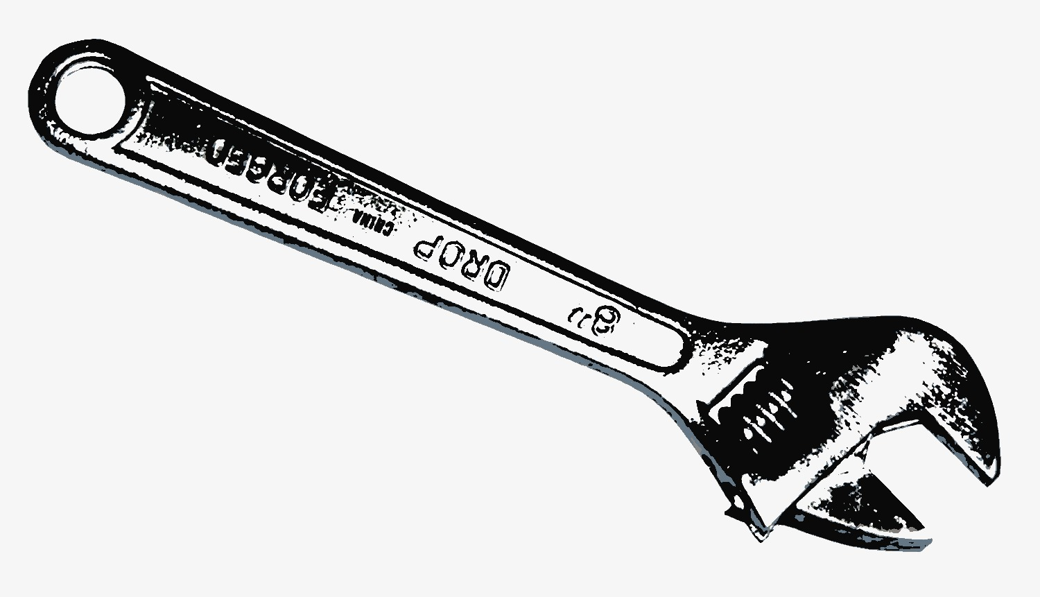 Wrench Clipart - Clipa...
