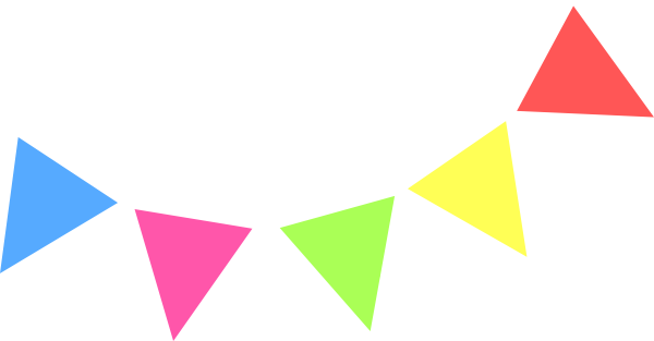 Triangle Banner Clipart - Clipart Kid