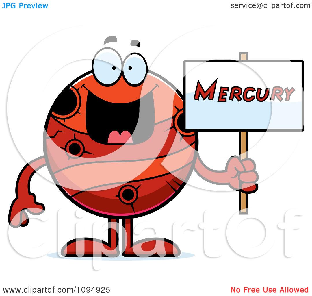 mercury planet clipart - photo #42