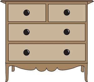 Dresser Clipart - Clipart Suggest