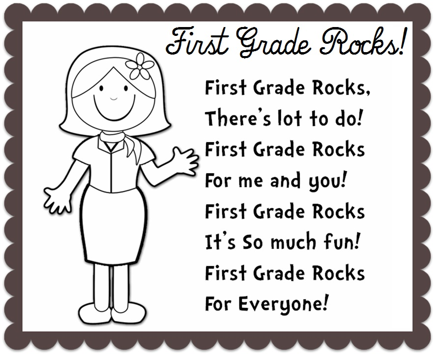 math worksheet : first day of school poem for second grade  back to school snack  : Short Poems For Primary School Students